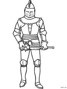 骑士人物10
